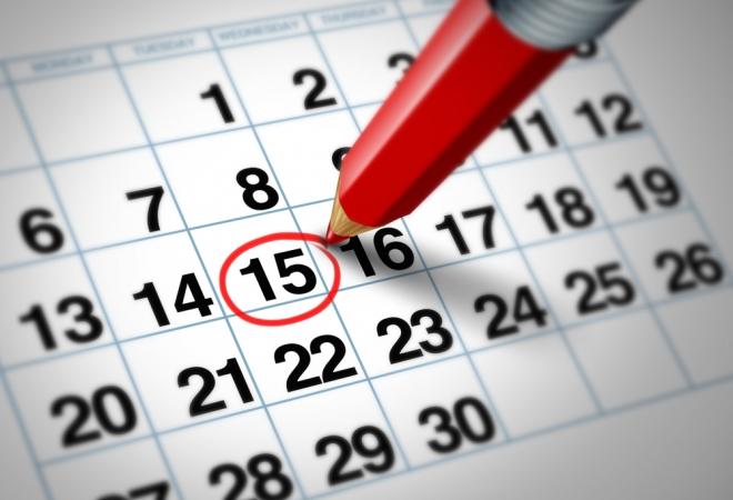 Aeat Calendario Del Contribuyente 2019.Calendario Del Contribuyente 2019